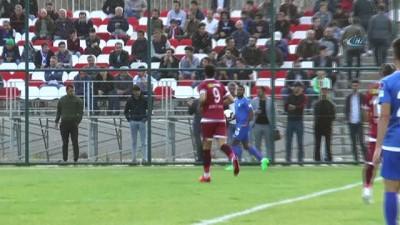 B.B. Erzurumspor hazırlık maçında Elazığspor'u 3-1 mağlup etti