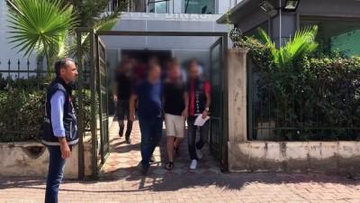 Eğlence merkezinin güvenlik müdürünün öldürülmesi: 9 gözaltı - ANTALYA
