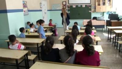 Elazığ'da uyum eğitimde ilk ders zili çaldı