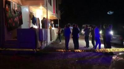 Evinin balkonundan tartıştığı kişi tarafından vurulan şahıs hayatını kaybetti