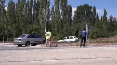 İki otomobil çarpıştı: 8 yaralı - KÜTAHYA