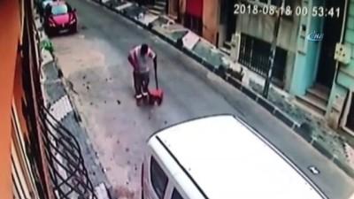 yasli adam -  İstanbul'da Amerikalı yaşlı adam gasp edilerek öldürüldü