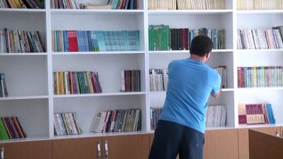 Öğretmenler okulu yeni döneme hazırlıyor - TRABZON