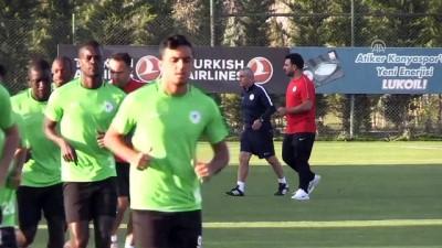 Rıza Çalımbay: 'Karşımıza bambaşka bir Fenerbahçe çıkabilir' - KONYA