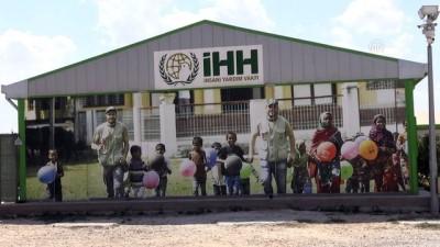 Sınır ötesine insani yardım - KİLİS