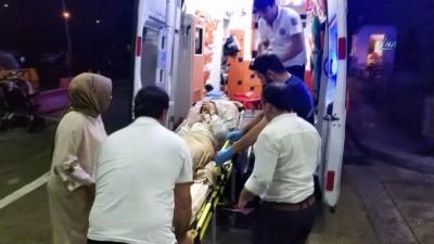 lise ogrencisi -  Asker uğurlama eğlencesinde maganda kurşunu 2 kız kardeşi yaraladı