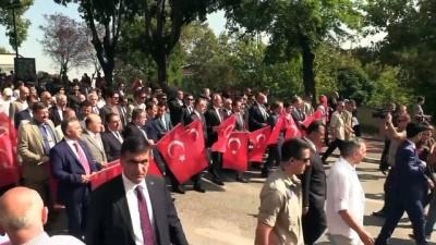 lise ogrenci - Bursa'nın düşman işgalinden kurtuluşunun 96. yılı