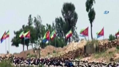 - Etiyopya-eritre Sınırı 20 Yıl Sonra Yeniden Açılıyor
