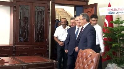 Konya Teknik Üniversitesi'nde devir teslim töreni yapıldı