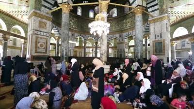 Mescid-i Aksa'da Hicri yeni yıl etkinliği - KUDÜS