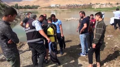 Nehre giren Suriyeli kayboldu - ŞIRNAK