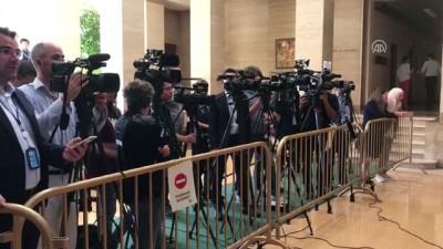 Suriye için Anayasa Komitesi toplantıları başladı - CENEVRE