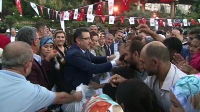 Trabzon'da bağ bozumu festivali düzenlendi