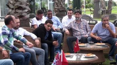 Trabzonspor, Aytemiz Alanyaspor maçı hazırlıklarını sürdürdü - TRABZON