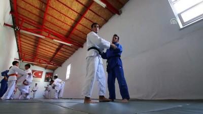 'Türk judoculardan çekiniyorlar' - TEKİRDAĞ