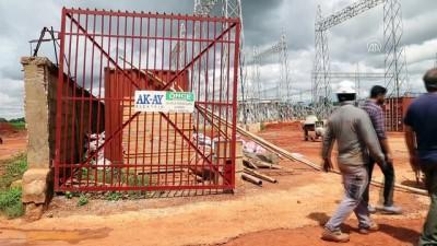 Türk şirketi Nijerya'da 3 milyon kişiye elektrik sağlayacak - NASARAWA
