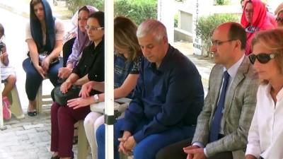 Vali Recep Yazıcıoğlu Söke'deki Kabri Başında Anıldı