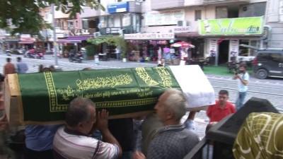 3 yıl sonra özel ekip tarafından bulunan elektrikçinin cenazesi toprağa verildi