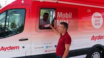 Aydem Mobil MİM hizmete girdi - DENİZLİ