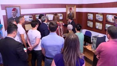 anit mezar - Azerbaycan'da, Bakü'yü kurtaran Osmanlı askerleri anısına sergi açıldı - BAKÜ