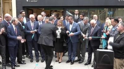 - Bakan Pekcan, İngiltere'de Türkiye Ticaret Merkezi'nin Açılışına Katıldı