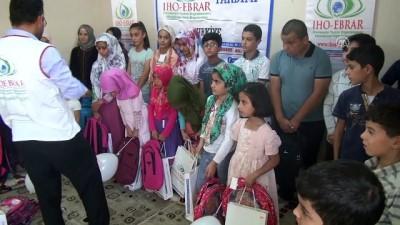 Bismil'de 50 yetime kırtasiye yardımı - DİYARBAKIR