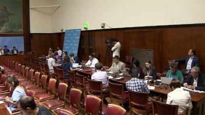 BM komisyon üyesinden ABD'ye 'kırmızı çizgi' eleştirisi - CENEVRE