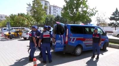 Cinayet zanlısı tutuklandı - AKSARAY