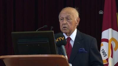 Galatasaray Kulübü Divan Kurulu toplantısı - Duygun Yarsuvat - İSTANBUL