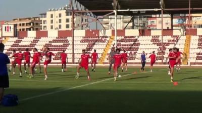 Hatayspor, Adana Demirspor maçı hazırlıklarını sürdürüyor
