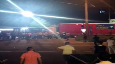 Hopa'daki taksici cinayeti olayının yeni görüntüleri ortaya çıktı