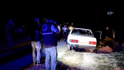İki aile arasında  silahlı kavga: 1 yaralı