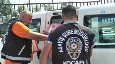 Kaçak yollarla taşıdıkları mülteciyi yol kenarında ölüme terk edenler yakalandı