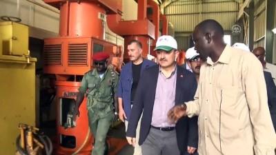 Sudan'da Türk heyetine yoğun ilgi (2) - HARTUM