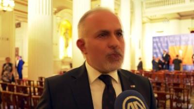 kargo ucagi - Türk Kızılayına 'Hayırseverlik Mirası Ödülü' verildi - LONDRA