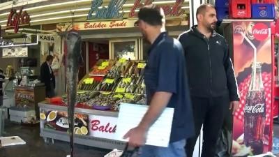 Yeşilırmak'ta oltaya 1 metre 75 santimlik yayın balığı takıldı - AMASYA