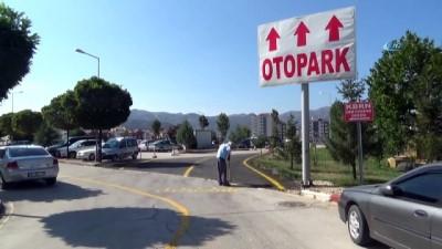 Afyonkarahisar Devlet Hastanesi'ne 500 araçlık otopark