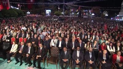Bahçeli:  'İkazen ifade ediyorum, malum ülke ve çevrelerin Türkiye'nin geri adım atmayacağını anlamaları hayırlarına olacaktır' ANKARA
