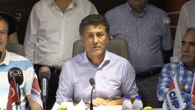 CHP Genel Başkan Yardımcısı Orhan Sarıbal - MERSİN