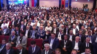Cumhurbaşkanı Erdoğan: Döviz kurlarındaki dalgalanmayı önlemeye yönelik önümüzdeki günlerde yeni adımlar olacak. Dövizle kira konusunu kökten çözüyoruz'