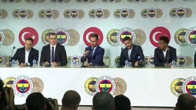 Fenerbahçe'de yeni transferler imzaladı (1) - İSTANBUL