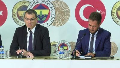 Fenerbahçe'de yeni transferler imzaladı (2) - İSTANBUL
