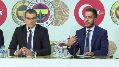 Fenerbahçe'de yeni transferler imzaladı (3) - İSTANBUL