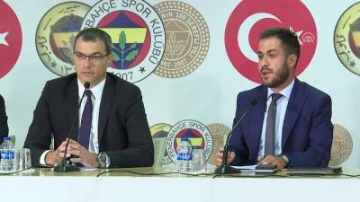 Fenerbahçe'de yeni transferler imzaladı (4) - İSTANBUL