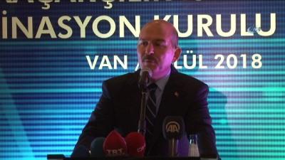 İçişleri Bakanı Soylu: 'Ülkemizde yakalanan uyuşturucunun yüzde 47'si Marmara Bölgesi'nde olmuştur'