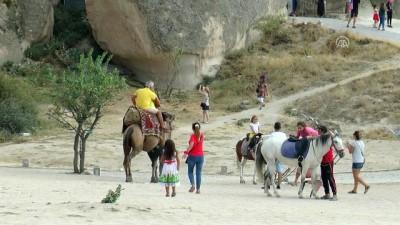Kapadokya turist sayısında son üç yılın zirvesinde - NEVŞEHİR