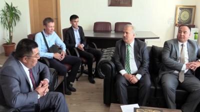 Kırgızistan heyetinden Kastamonu ziyareti