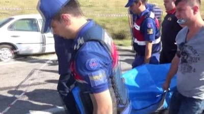 Kırklareli-Edirne yolunda feci kaza: 4 ölü