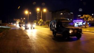 Komandolar Suriye sınırında - HATAY