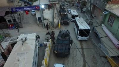 Şırnak'ta 180 personelle uyuşturucu operasyonu